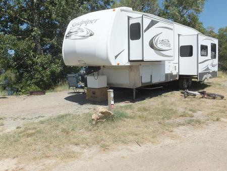 Hellgate Campground - Campsite 27