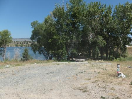 Hellgate Campground - Campsite 30