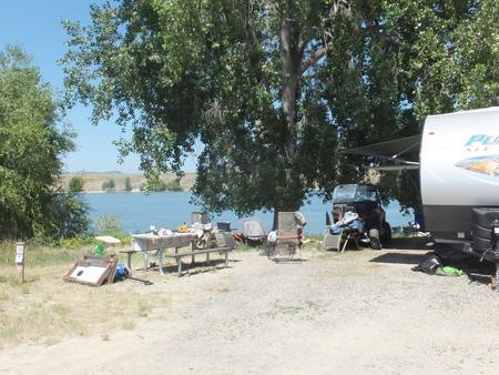 Hellgate Campground - Campsite 39