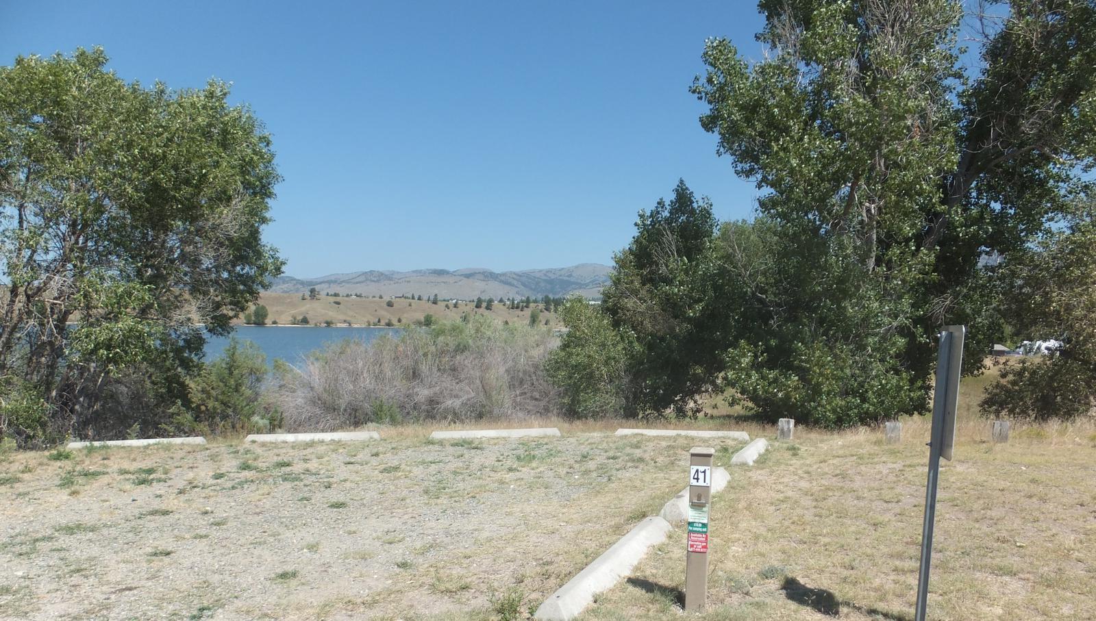 Hellgate Campground - Campsite 41