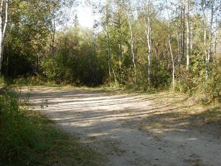 campsite 8 Parking Pad