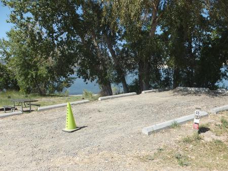 Hellagte Campground 46Campsite 46