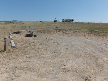 Hellgate  Campground - Campsite 50