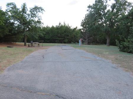 Big Bend A32Big Bend A Campground Site 32