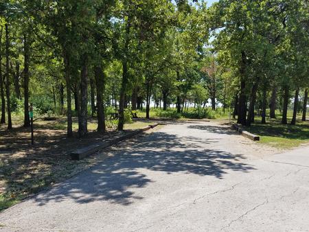 Birch Cove Site #15