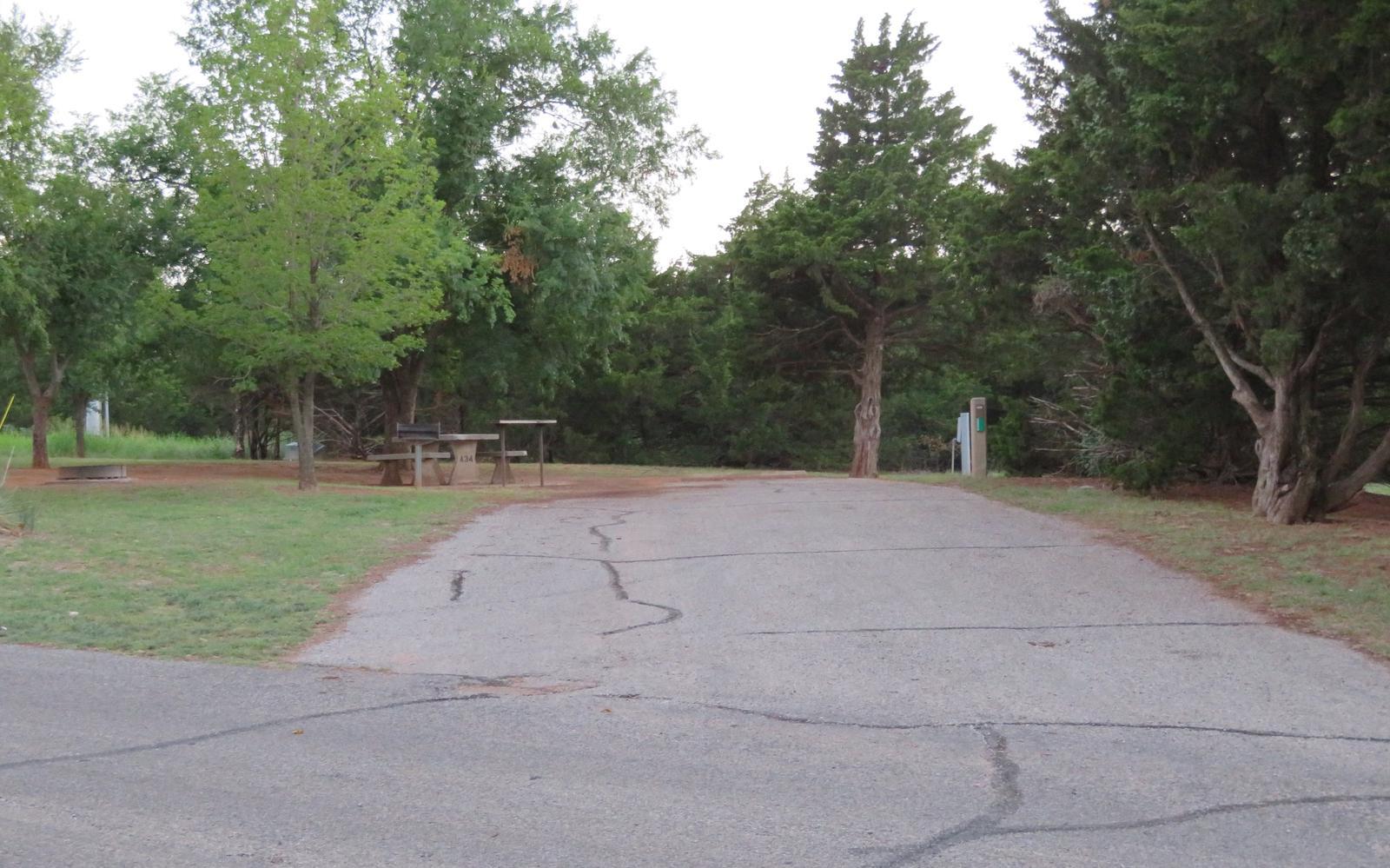 Big Bend A34Big Bend A Campground Site 34