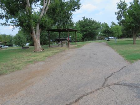 Big Bend A38Big Bend A Campground Site 38