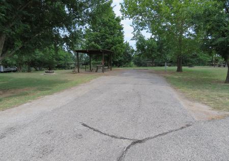 Big Bend A40Big Bend A Campground Site 40