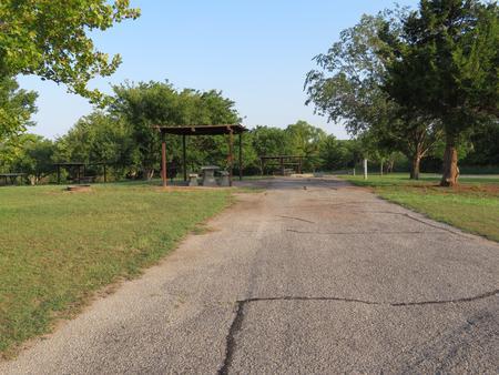 Big Bend A41Big Bend A Campground Site 41