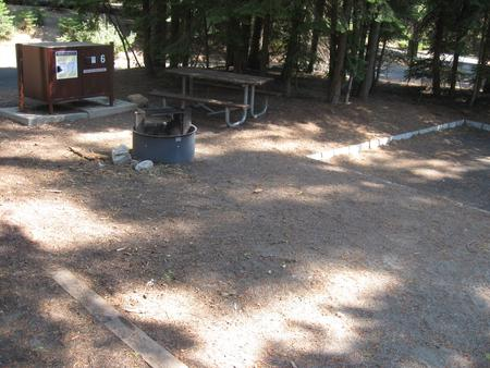 Dorst Creek Campground-Sequoia and Kings Canyon National Park Site