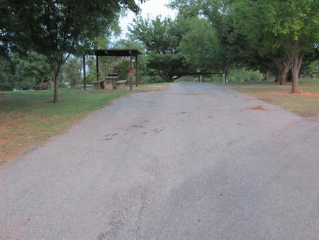 Big Bend A45Big Bend A Campground Site 45