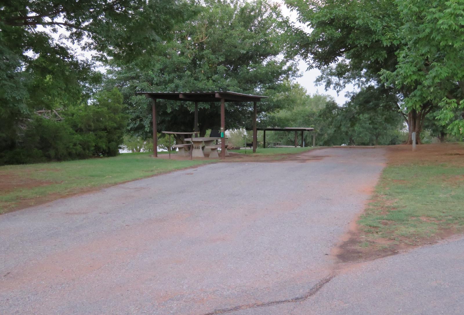Big Bend A46Big Bend A Campground Site 46