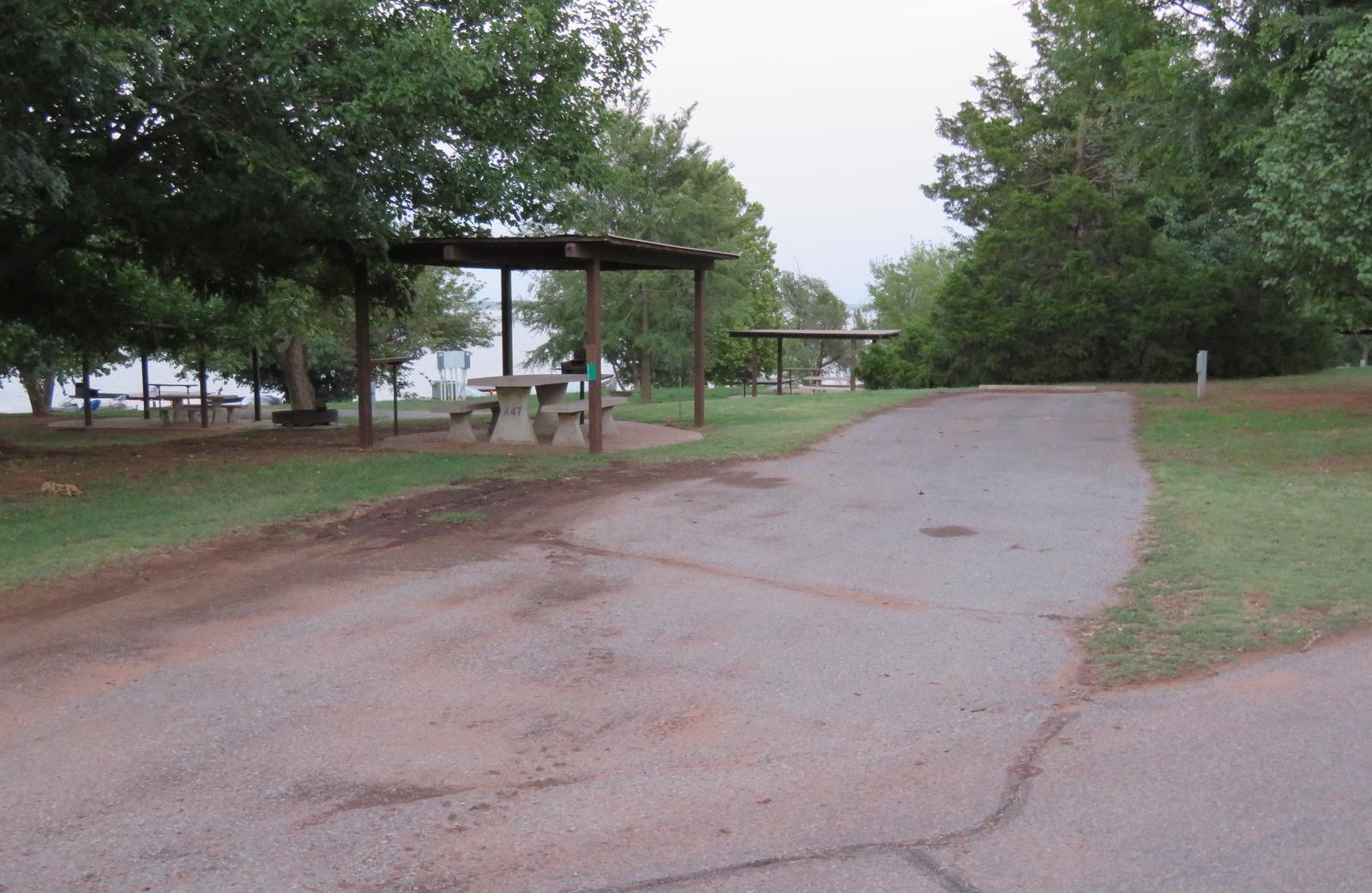 Big Bend A47Big Bend A Campground Site 47