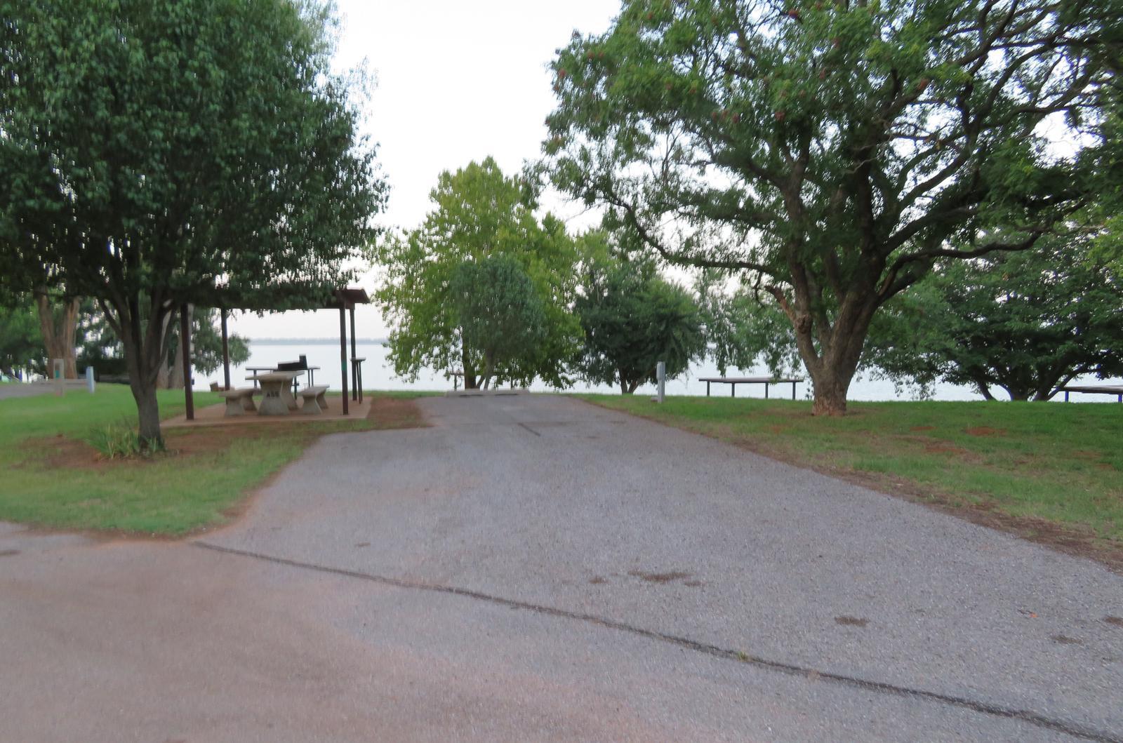 Big Bend A55Big Bend A Campground Site 55