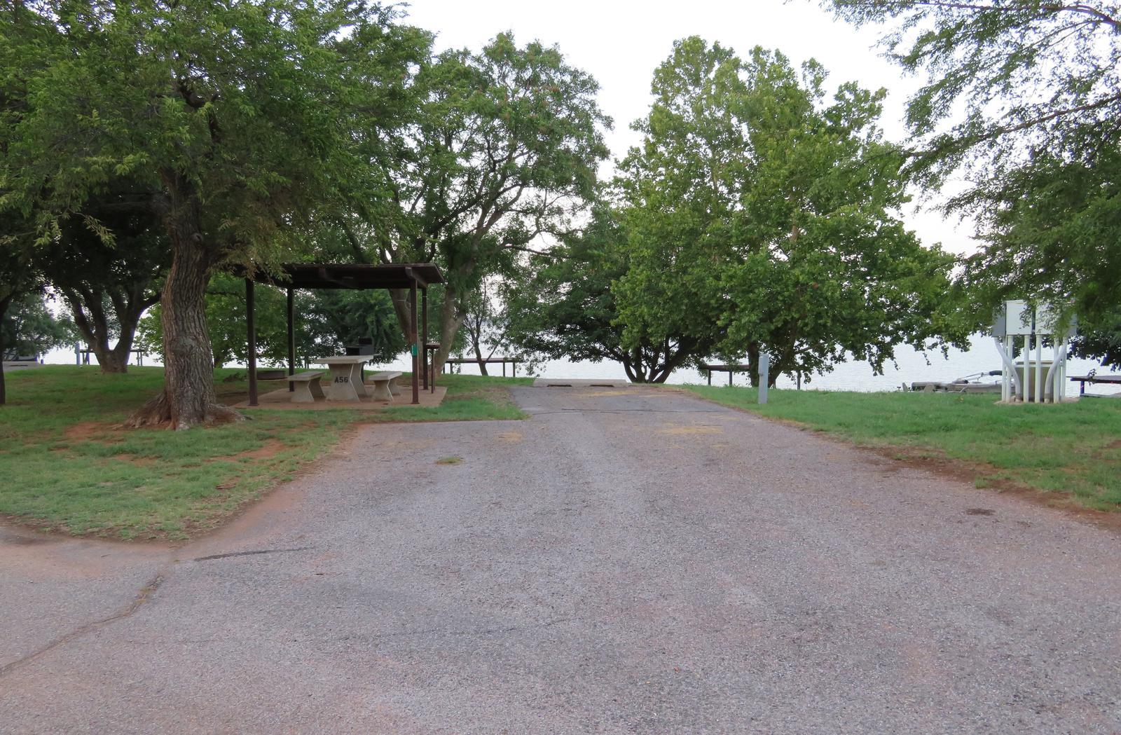 Big Bend A56Big Bend A Campground Site 56