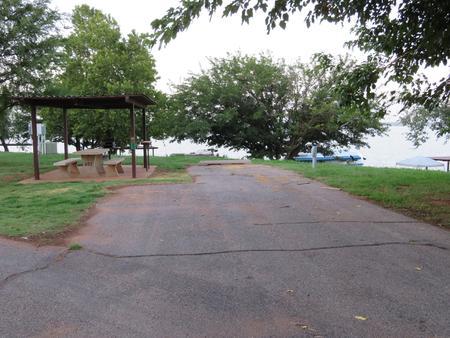 Big Bend A57Big Bend A Campground Site 57