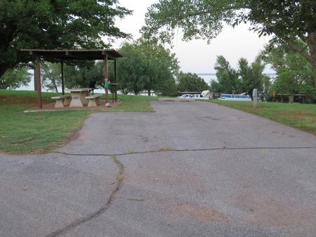 Big Bend A60Big Bend A Campground Site 60