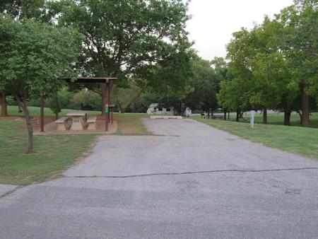 Big Bend A63Big Bend A Campground Site 63