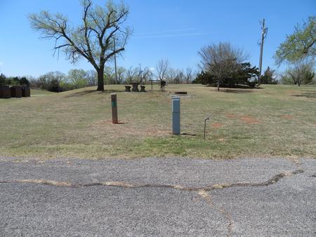 Big Bend B1Big Bend B Campground Site 1