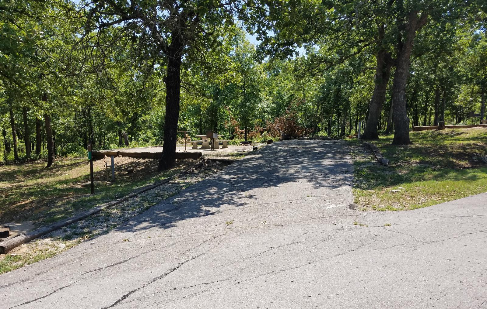 Birch Cove Site #19