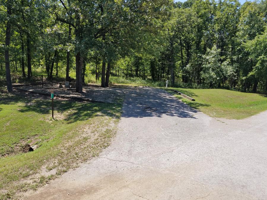 Birch Cove Site #23