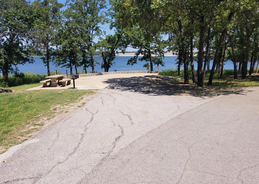 Birch Cove Site #29