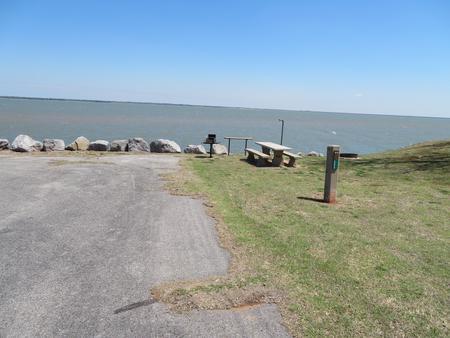 Big Bend B10Big Bend B Campground Site 10