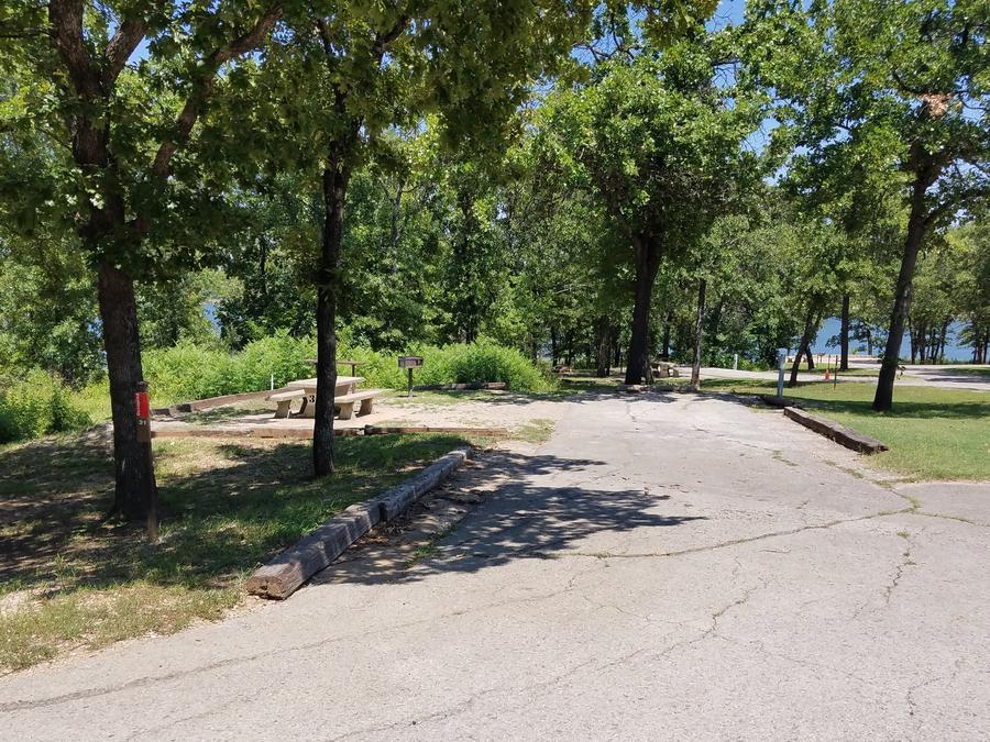 Birch Cove Site #31