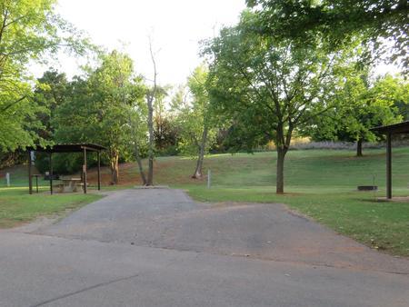 Big Bend B17Big Bend B Campground Site 17