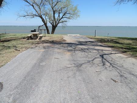 Big Bend B20Big Bend B Campground Site 20