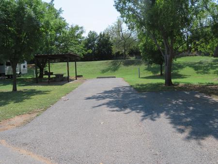 Big Bend B25Big Bend B Campground Site 25