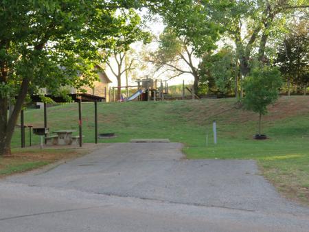 Big Bend B31Big Bend B Campground Site 31