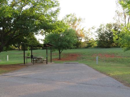 Big Bend B33Big Bend B Campground Site 33