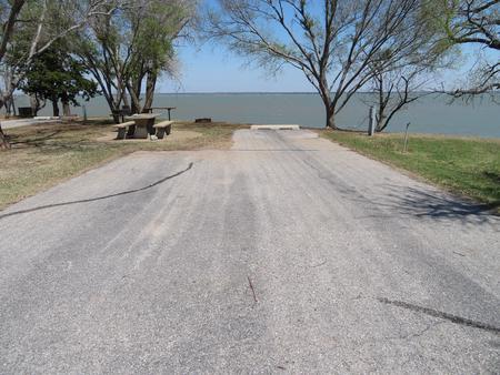 Big Bend B36Big Bend B Campground Site 36