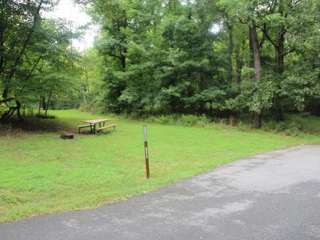 Greenbelt Park Campground Site 150