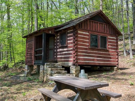 Camp Misty Mount Cabin 18 Camp Misty Mount Cabin 18