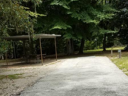A photo of Site 22 of Loop MAGNOLIA RIDGE  at MAGNOLIA RIDGE with No Amenities Shown