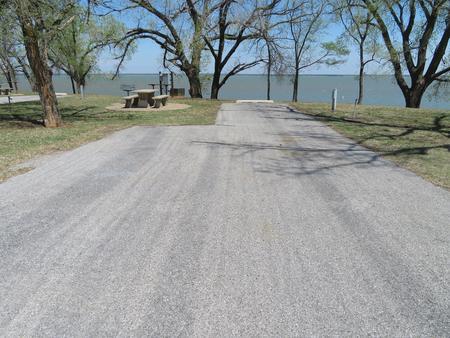 Big Bend B42Big Bend B Campground Site 42