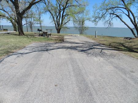 Big Bend B44Big Bend B Campground Site 44