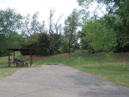 Big Bend B45Big Bend B Campground Site 45