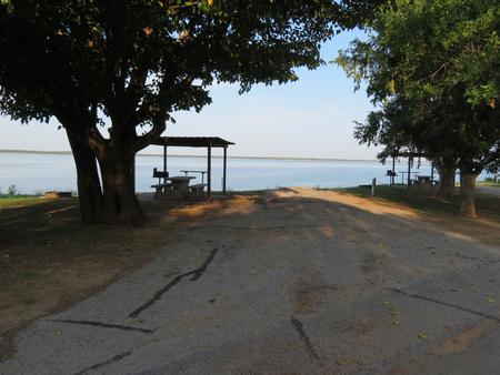 Big Bend A22Big Bend A Campground Site 22