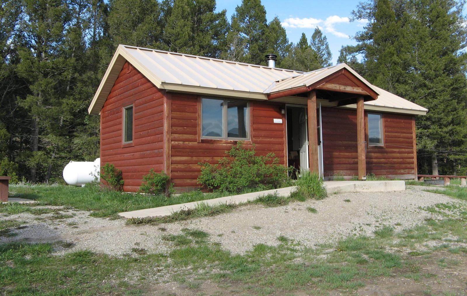 Preview photo of Calf Creek Cabin
