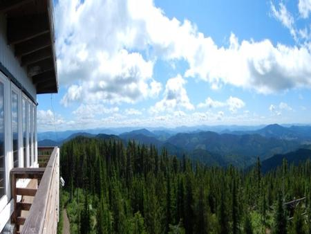 Preview photo of Bald Mountain Lookout
