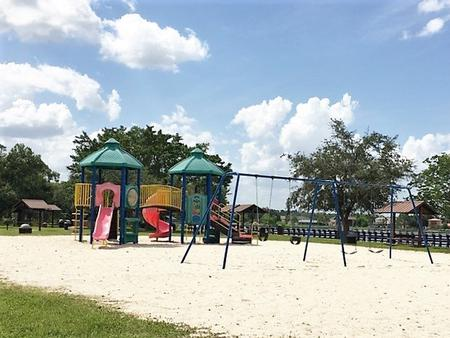 Playground at W.P. Franklin South Recreation Area