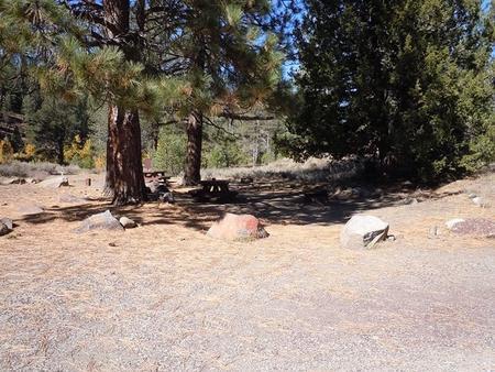 Campsite 15Lower Little Truckee Campground, Campsite 15