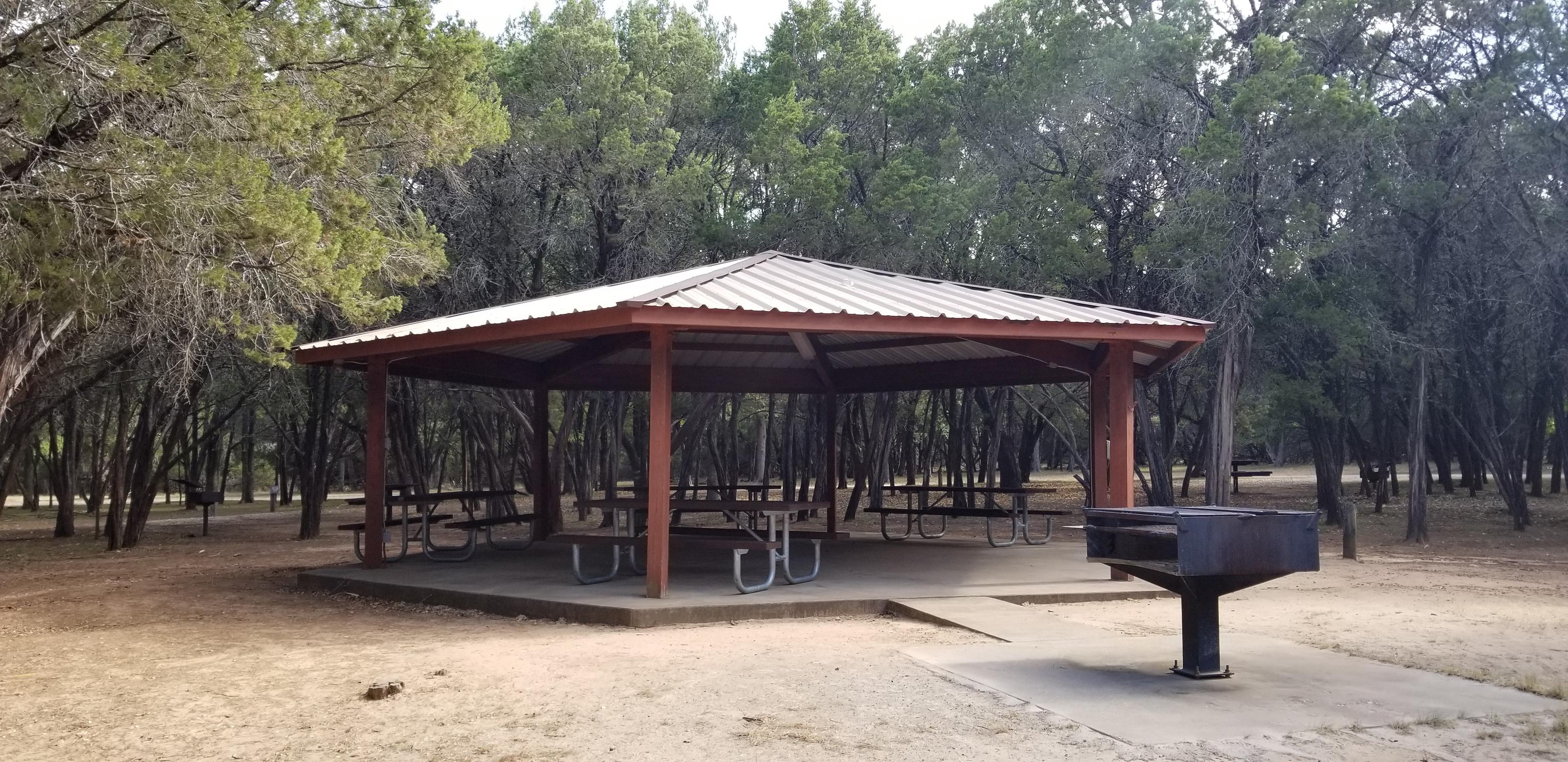 West Group Shelter