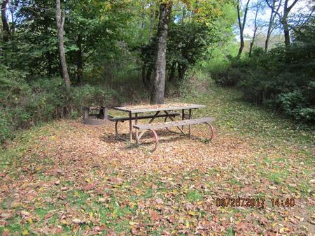 Loft Mountain Campground - Site 1