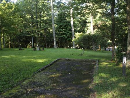B15 Tent Site Photo