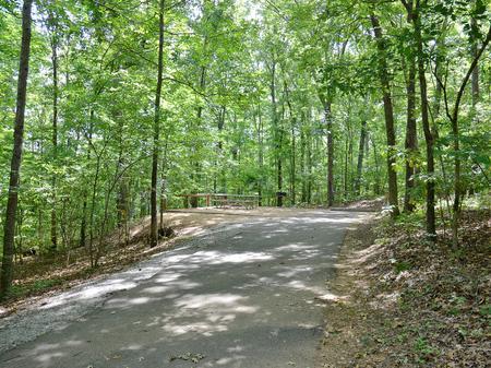 McKinney Campground Site 7