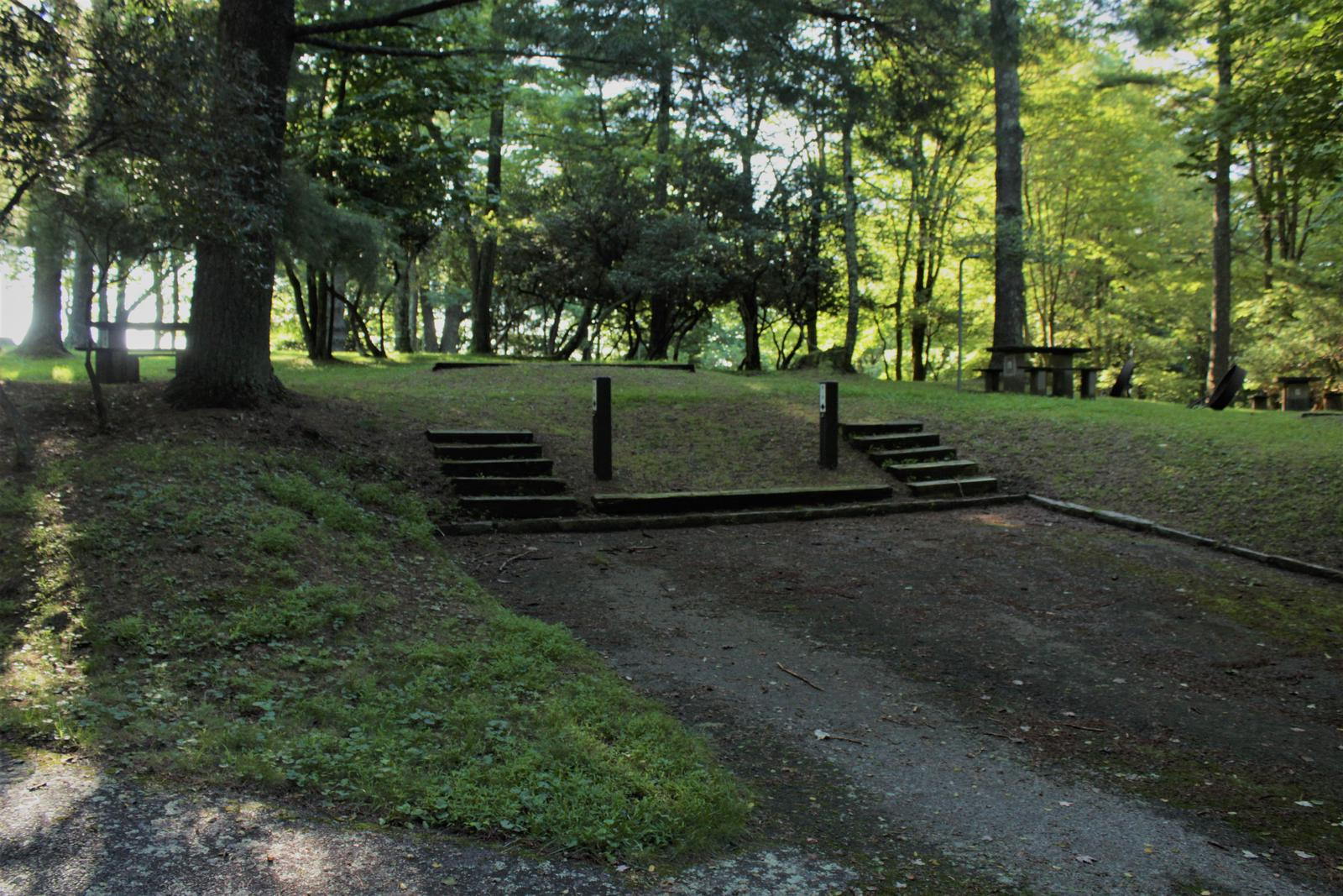 A18 & 19 Campsite Photo